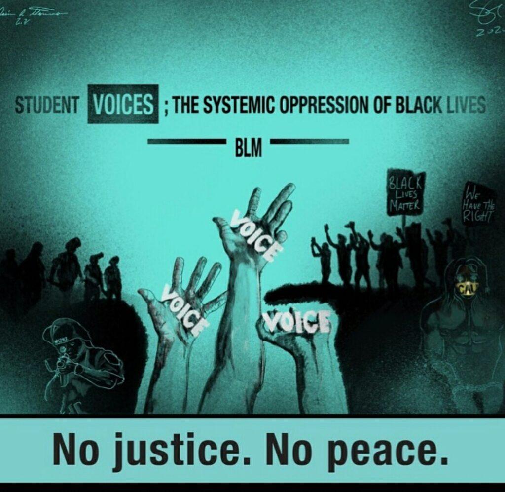 Image for Black Lives Matter Town Hall Set for This Thursday!.