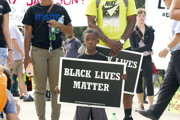 Image for Black Lives Matter: Students Working Towards a Better Future.