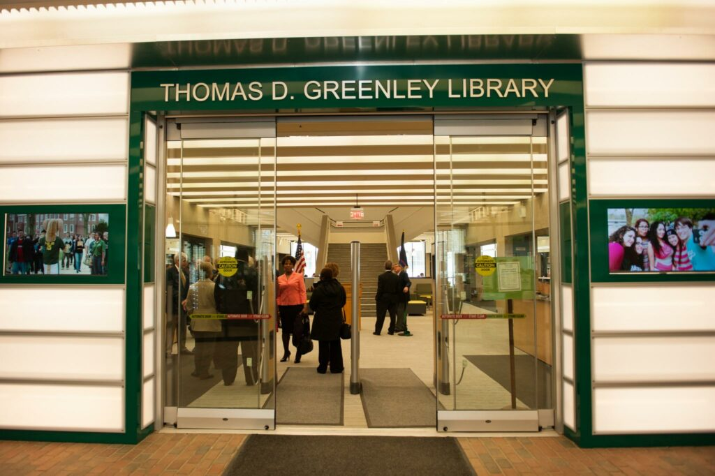 Image for Greenley Library Services for The Fall 2020 Semester.