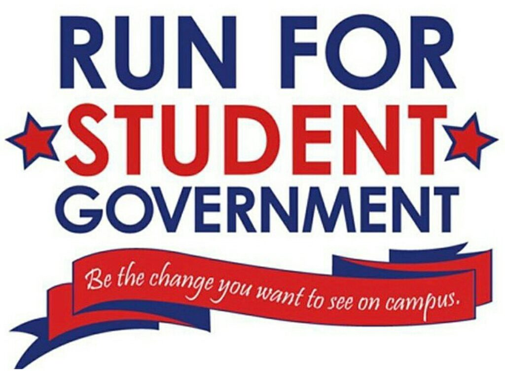 Image for Run for Executive and Senate Positions in the Fall 2020 Student Government Elections!.