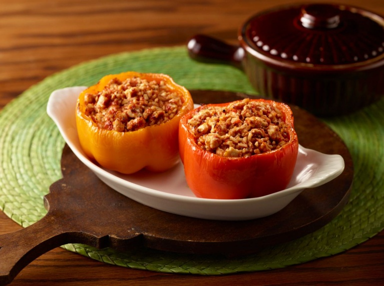 Image for Stuffed Peppers – American Heart Association.
