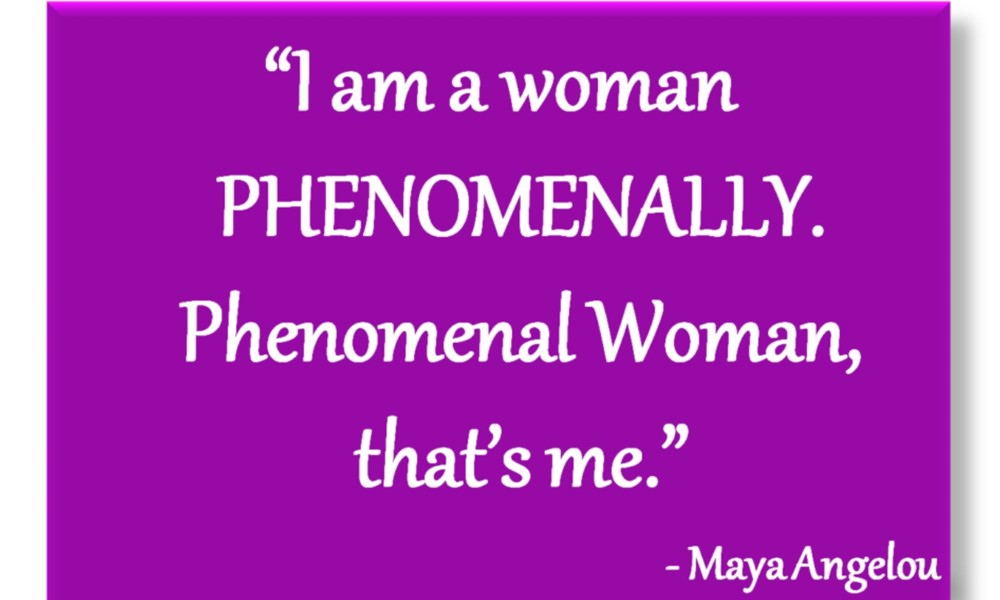 Image for Submit Your Nominations for The 2021 Phenomenal Woman Awards Ceremony!.
