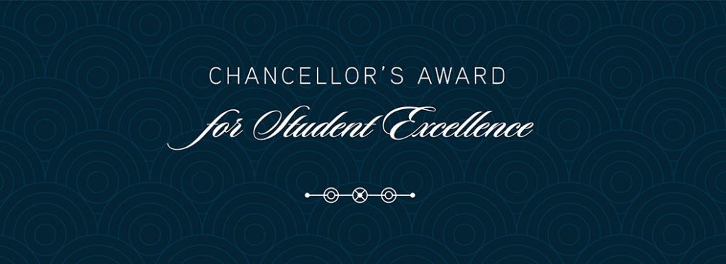Image for Watch The 2021 SUNY Chancellor's Award Ceremony for Student Excellence!!!.