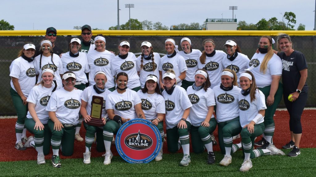 Image for A Recap of the Spring 2021 Season for Farmingdale State Rams!.