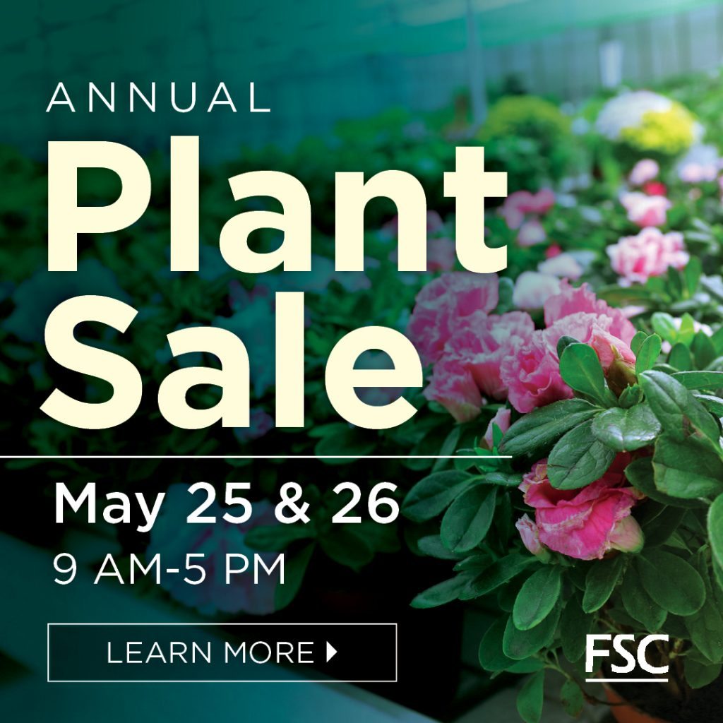 Image for FSC's Plant Sale Continues Today!.
